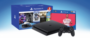 Sony PlayStation 4 Fifa 20 Bundle + Sony PlayStation VR Megapack