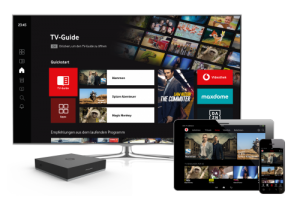 Vodafone GigaTV Net inkl. TV-Box